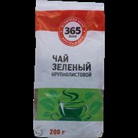 Чай зеленый 365 ДНЕЙ Крупный лист м/у