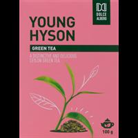 Чай зелёный DOLCE ALBERO Young Hyson