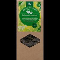 Чай зеленый ЛЕНТА Имбирный апельсин байховый ароматизированный