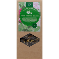 Чай зеленый ЛЕНТА Восемь сокровищ Шаолиня байховый ароматизированный