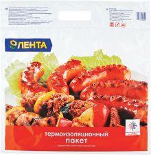 Пакет термоизоляционный ЛЕНТА 42x45см, 15л