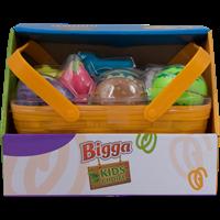 Набор игровой BIGGA Овощи и Фрукты KL221617
