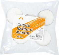 Свеча НСК чайные Макси в пакете 10шт