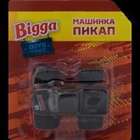Игрушка BIGGA Машинка Пикап 8см 401927