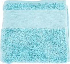 Полотенце махровое HOME CLUB Плиссе 50x80см, голубой, хл
