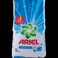 Стиральный порошок ARIEL Ленор эффект 2в1 д/бел. авт.