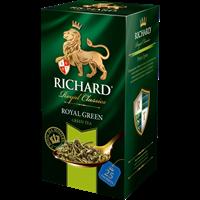 Чай зеленый RICHARD Royal Green сашет к/уп