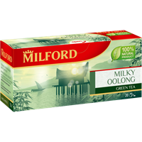 Чай зеленый MILFORD Молочный Оолонг к/уп