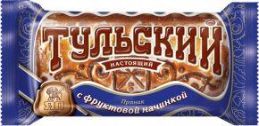 Пряник ТУЛЬСКИЙ с фруктовой начинкой 140г