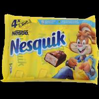 Конфета NESQUIK шоколадная с какао-нугой