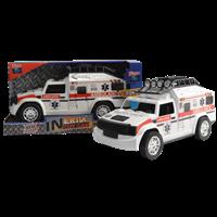 Игрушка BIGGA Машинка Полицейская CB760760