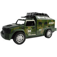 Игрушка BIGGA Машинка Военная CB760759