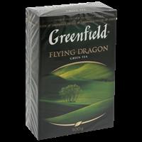 Чай зеленый GREENFIELD Flying Dragon лист. к/уп