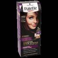 Краска-мусс для волос PALETTE Баклажан RFE 3