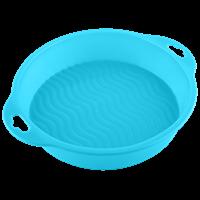 Форма для выпечки HOMECLUB Delice 25см круглая, силикон, в ассорт B-12002L
