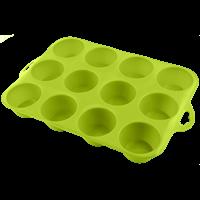 Форма для маффинов HOMECLUB Delice 32,5x24,5x4см, в ассорт B-12302L