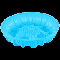 Форма для выпечки HOMECLUB Delice Цветок 24см, силикон, в ассорт B-12304L
