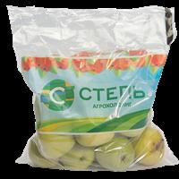 Яблоки Гольден фас. вес