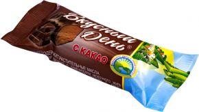 Продукт молокосодержащий ВКУСНЫЙ ДЕНЬ сырок какао с змж 45г
