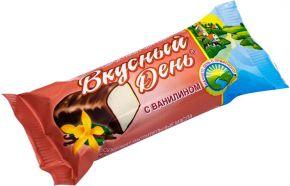 Продукт молокосодержащий ВКУСНЫЙ ДЕНЬ сырок ваниль с змж 45г