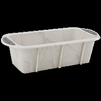 Форма для выпечки HOMECLUB Marble хлеб 28x12x7см B-12402Marble