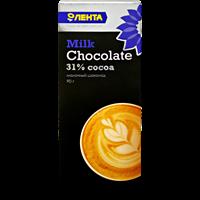 Шоколад ЛЕНТА молочный