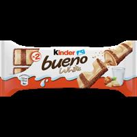 Вафли KINDER Bueno в белом шоколаде