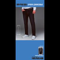 Брюки мужские INWIN Gordon джинсовые черные р.M-XXXL 0710127002