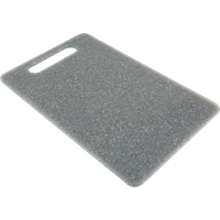 Доска разделочная HOMECLUB пластиковая Марбл, 24x37см 9073H
