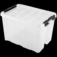 Контейнер для хранения АРХИМЕД с крышкой, 10л, пластик Р1209