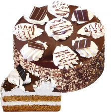 Торт ЛЕНТА Шоколадные мечты 550г