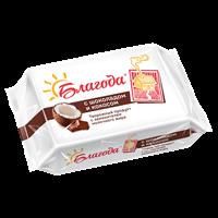 Сырок БЛАГОДА с сахаром, кокосом и шоколадом 17%
