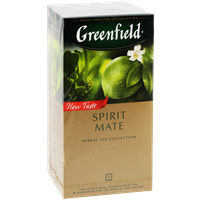 Чай травяной GREENFIELD Spirit Mate к/уп