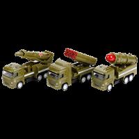 Игрушка ТЕХНОПАРК Машина инерц. Ракетница в ассорт. 249069