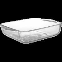 Форма для выпечки PASABAHCE Borcam 22х22см, стекло 59034