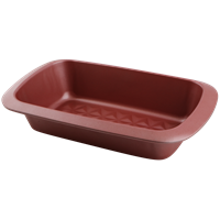 Форма для выпечки HOMECLUB Rose 29x17x6,3, хлеб CB01316-S