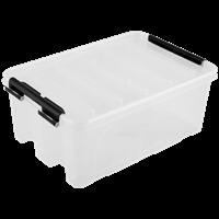 Контейнер для хранения АРХИМЕД с крышкой, 5л, пластик Р1208