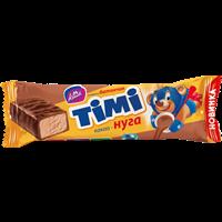 Конфеты ТИМИ Батончик какао-нуга