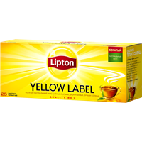 Чай черный LIPTON Yellow Label к/уп