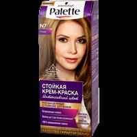 Краска-мусс для волос PALETTE Русый N7 1