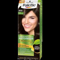 Краска для волос PALETTE Фитолиния 800 Темно-каштановый