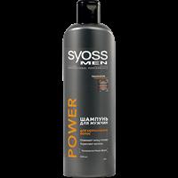 Шампунь SYOSS Power&Strength д/муж. д/нормальных волос на каждый день