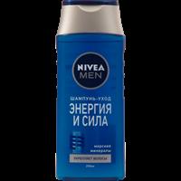 Шампунь NIVEA Д/муж д/норм.волос