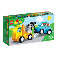 Конструктор LEGO Duplo My First Мой первый эвакуатор 10883