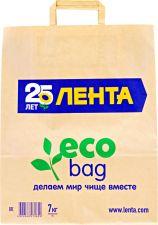 Пакет ЛЕНТА бумажный 7кг