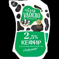 Кефир ИЗ СЕЛА УДОЕВО 2,5% кувшин