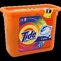 Средство для стирки TIDE Color в растворимых капсулах