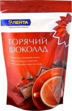 Горячий шоколад ЛЕНТА 400г