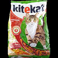 Корм для кошек KITEKAT Мясной пир