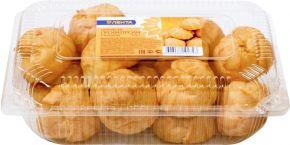 Пирожные ЛЕНТА Профитроли с кремом 175г